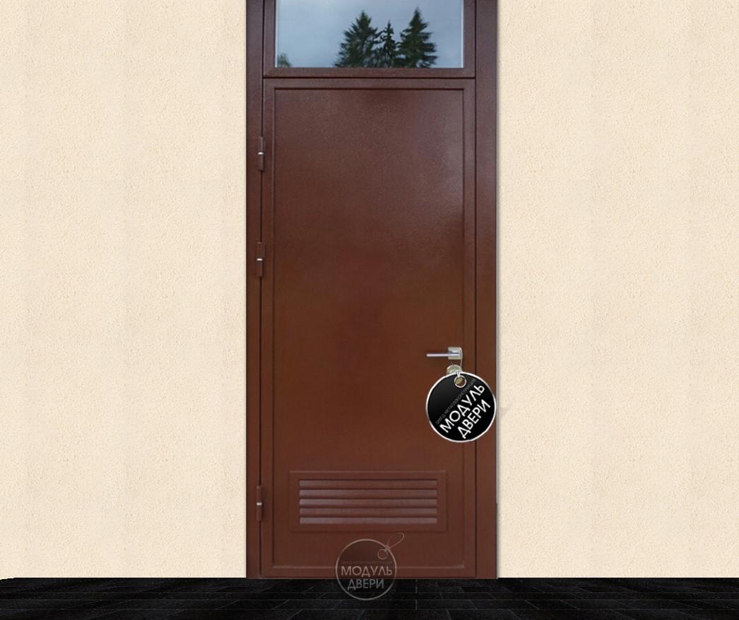уличные стальные двери со стеклом от производителя