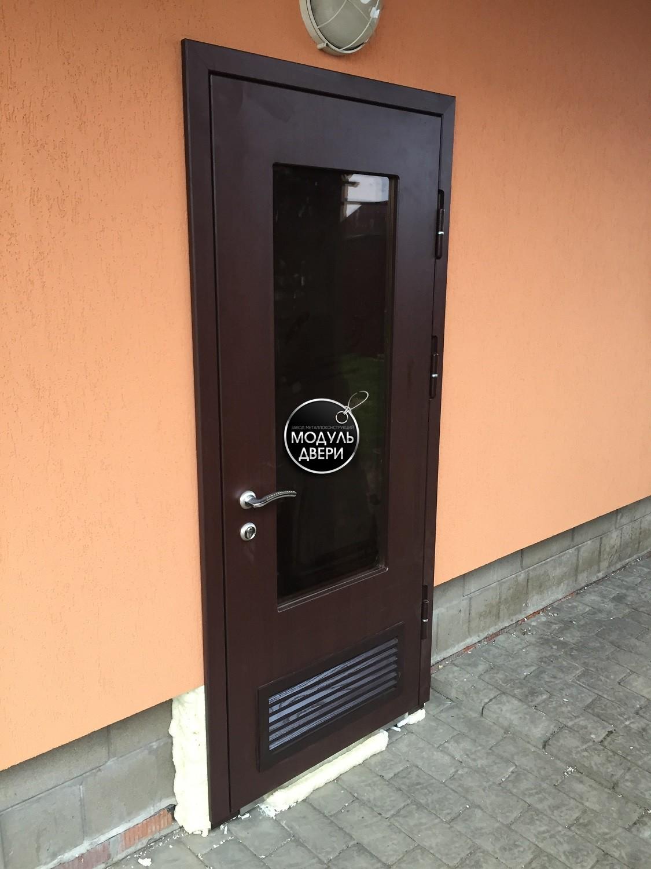 общая железная дверь