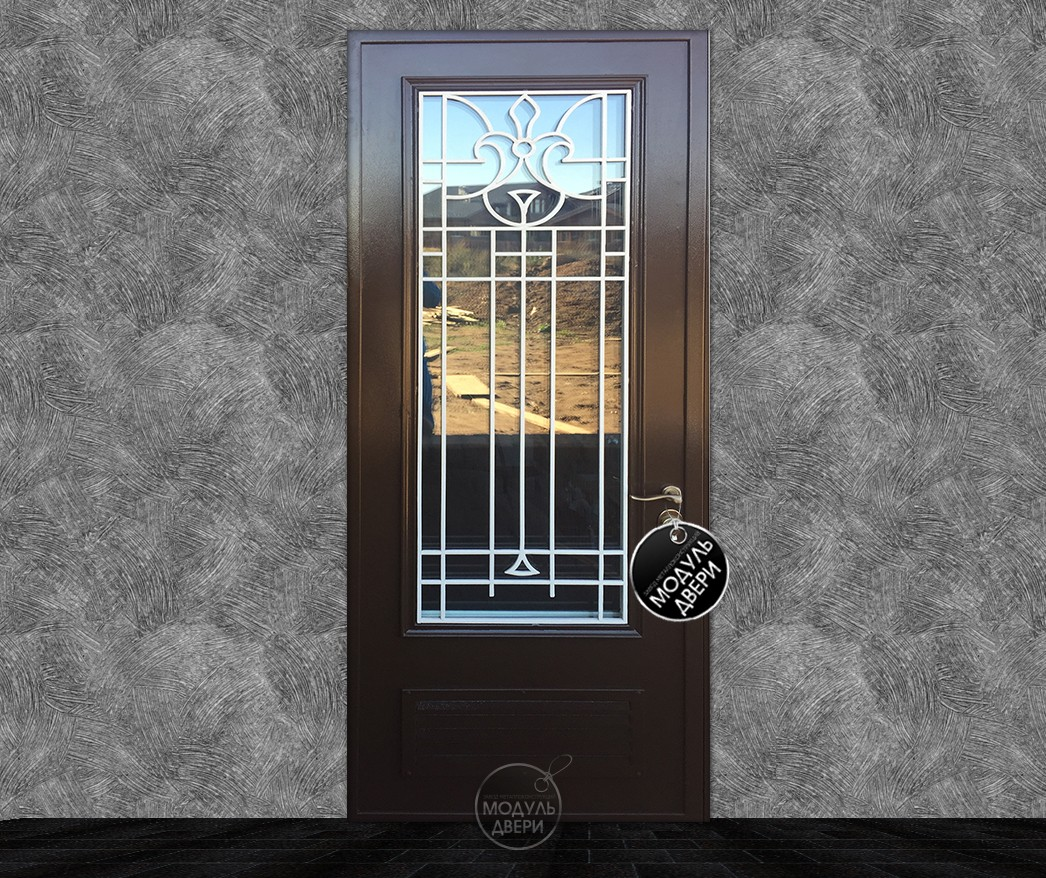 производство металлических дверей для котельной