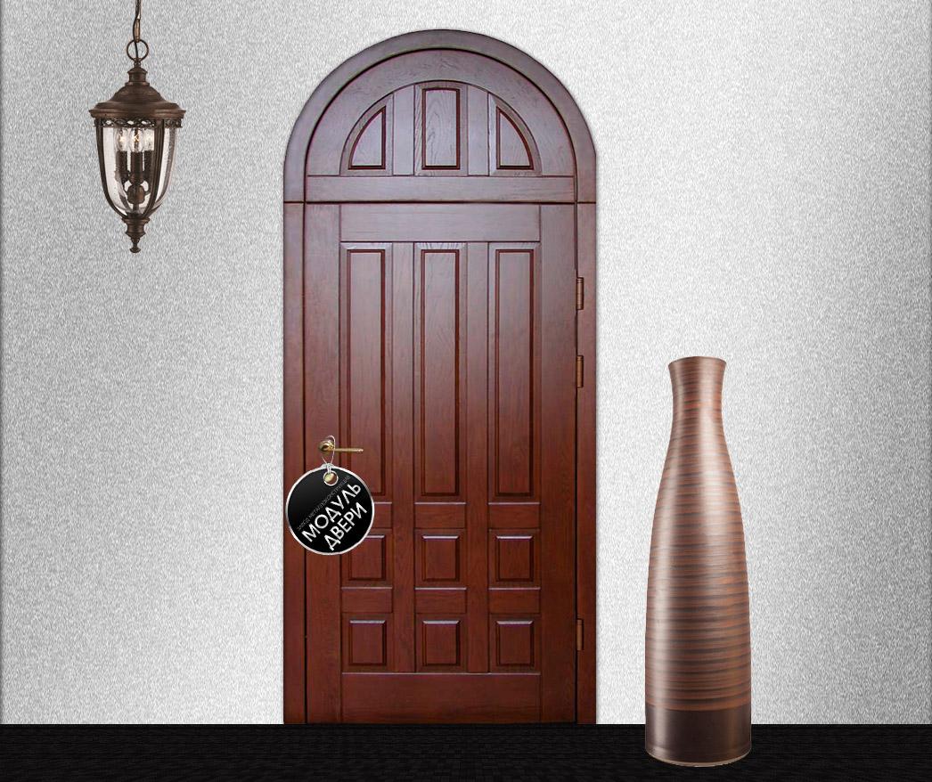 металлические арочные двери дмитров