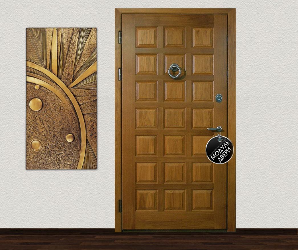 металлическая двери из массива производителя