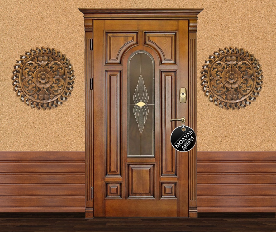 металлические двери с зеркалом в сзао