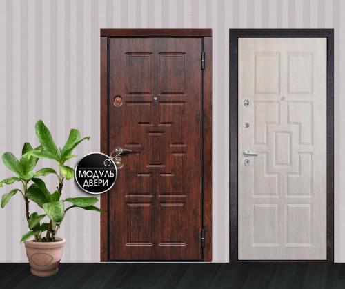 на семеновской входные двери