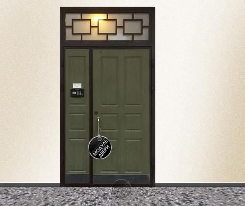каталог по металлическим дверям в подъезд