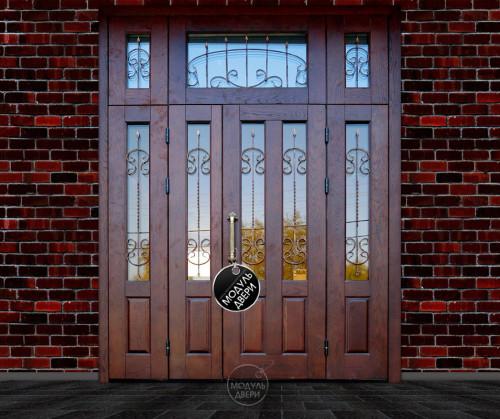сколько стоит поставить двери входные